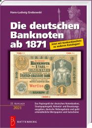 Deutsche banknoten Battenberg 2021