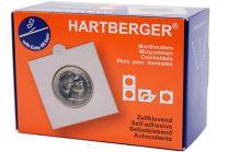 Hartberger Munthouders zelfklevend 24 100x vierkant 1