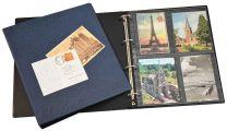 Hartberger postcards album