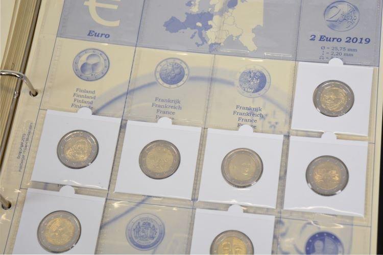Hartberger 2 Euro alben