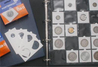 Münzenalben