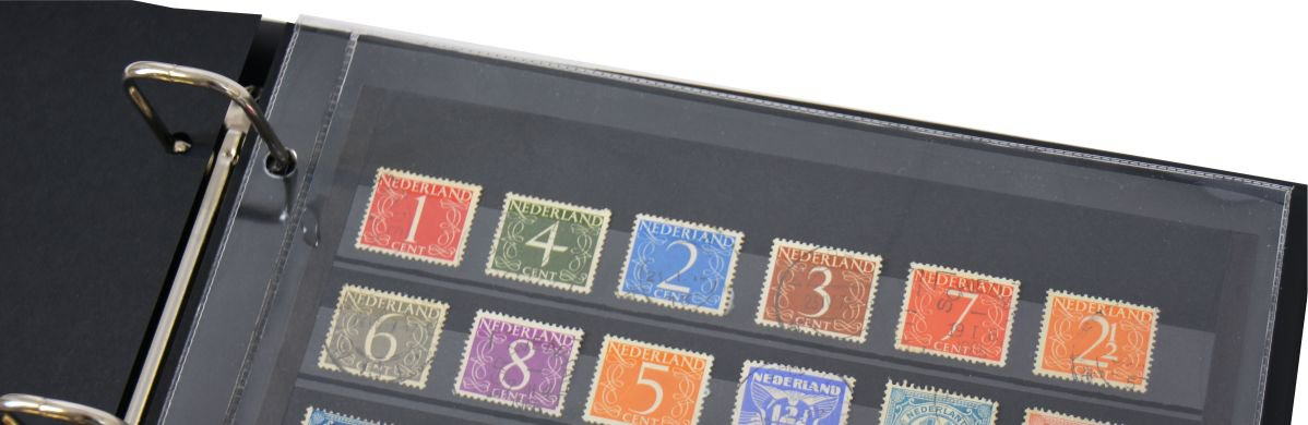 Euro-System Sammelblätter Briefmarken