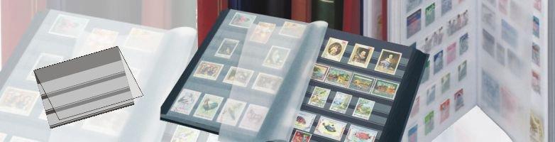 Mandor Einsteckbücher, Einsteckkarten und Einsteckblätter